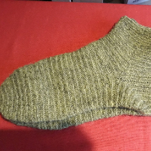 Socks - Norwegin Green