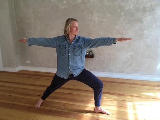 Yoga Dudes Part VI