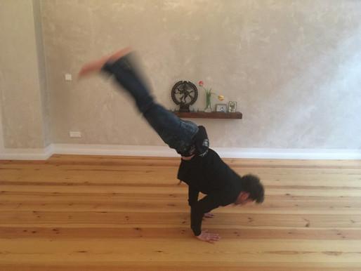 Yoga Dudes Part II