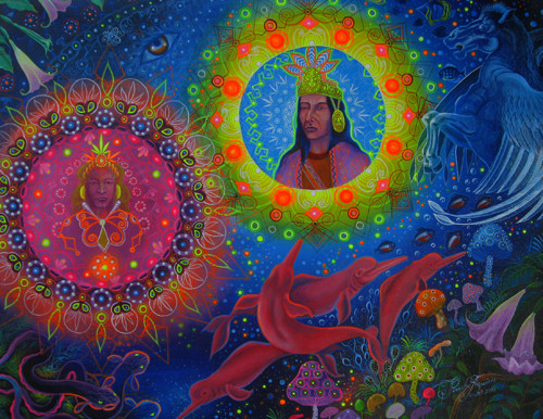 My Disenchanting and Druggy Ayahuasca Adventures