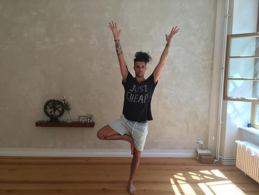Yoga Dudes Part VII
