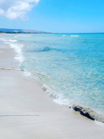 One of many Sicily beaches