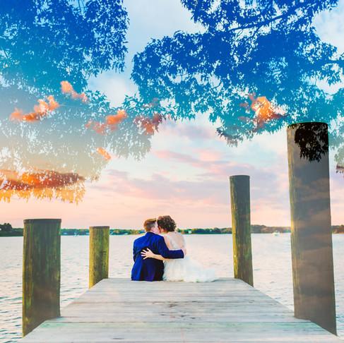 Intimate Annapolis Wedding | Tiffany + Kristie | Annapolis Wedding Photographer