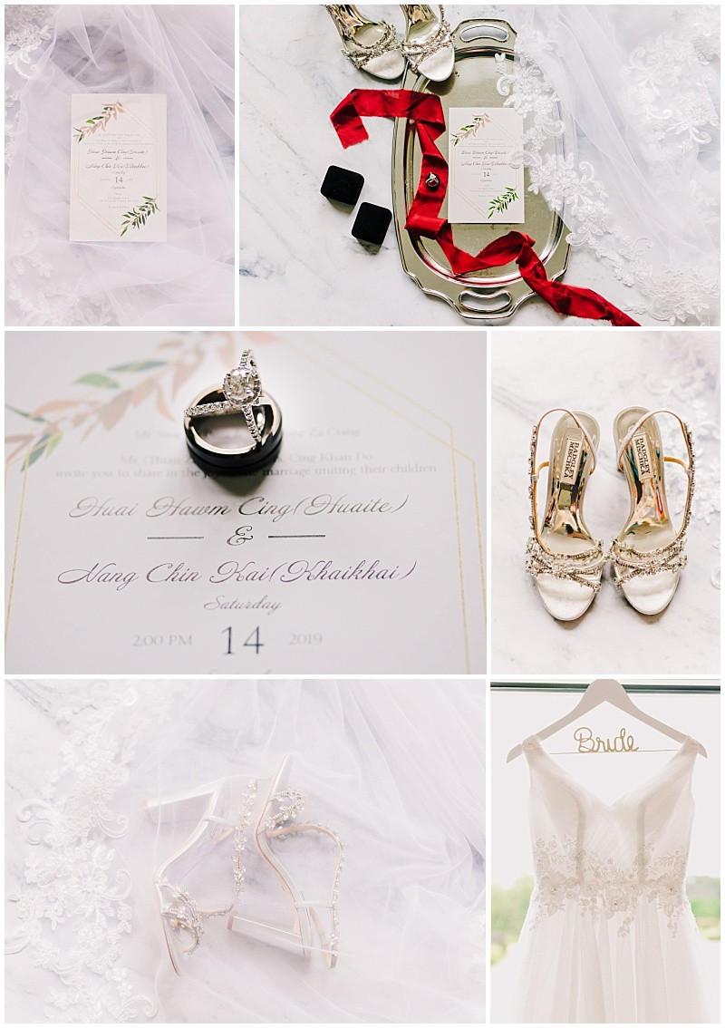 Frederick Wedding Details