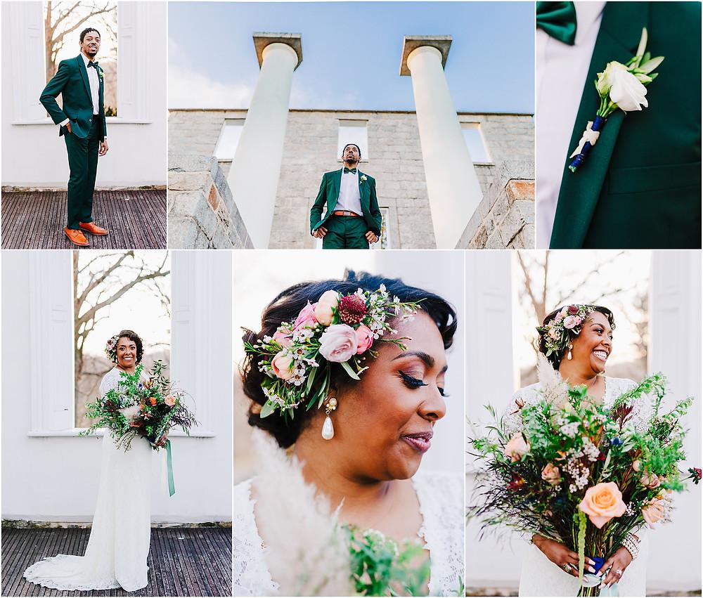 Baltimore Wedding Style Patapsco Female Institue Wedding Photographer
