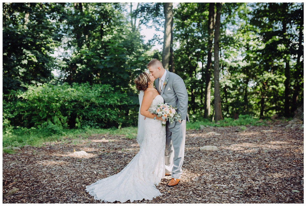Bride and Groom Portraits - Annapolis Wedding Photographer- Katherine Elizabeth Photography