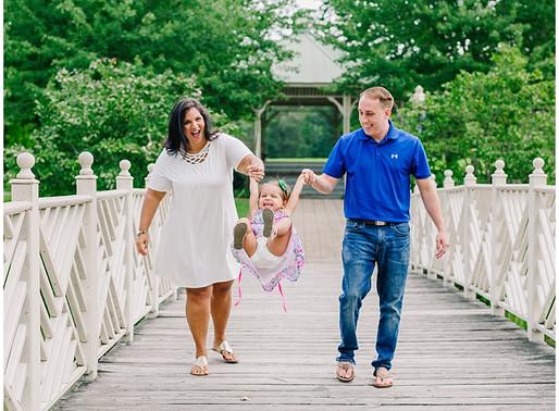 Quiet Waters Park | Eaker Family Portraits | Annapolis Portrait Photographer