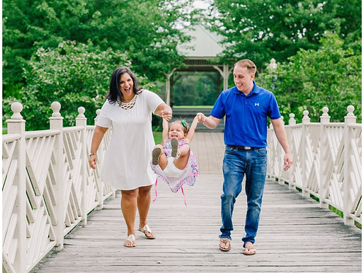 Quiet Waters Park | Eaker Family Portraits | Annapolis Portrait Photographer