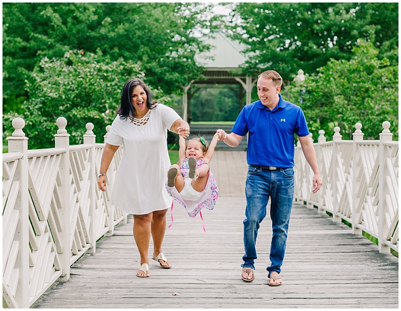 Quiet Waters Park Family Photos