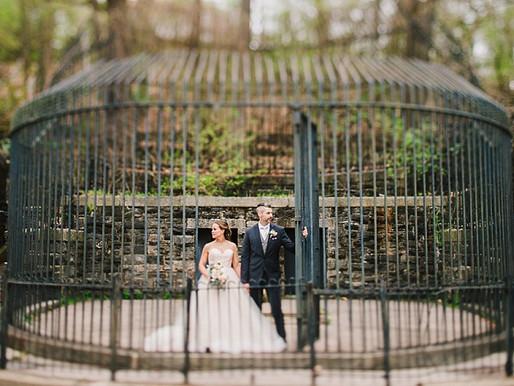 Mia + Brian | Maryland Zoo Wedding | Baltimore Wedding Photographer