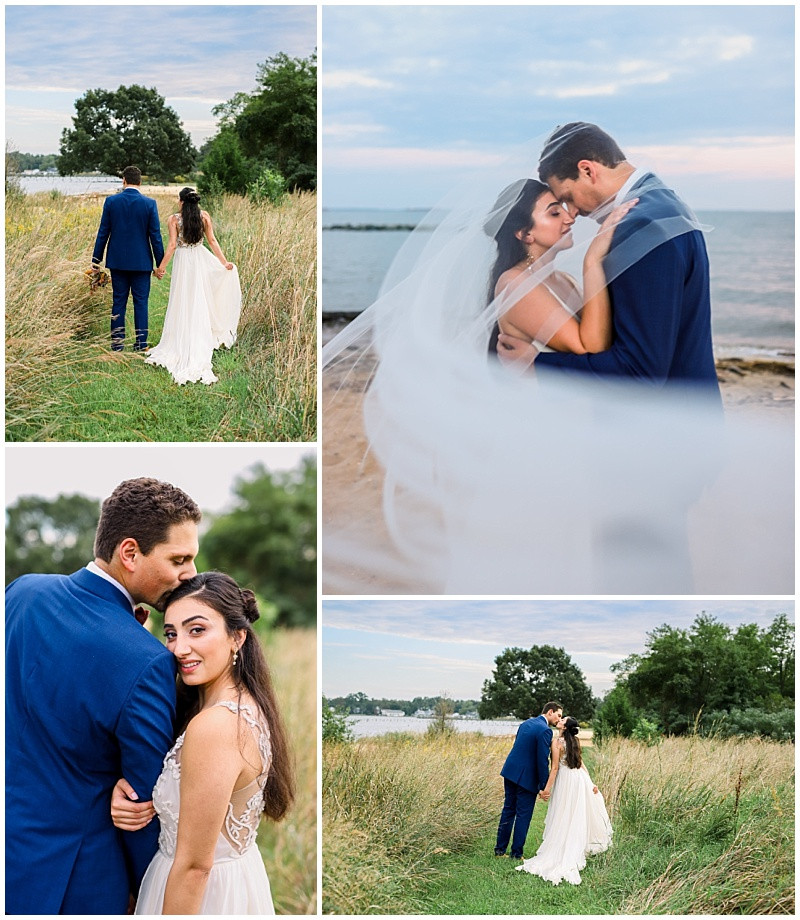 Maryland Shore Wedding