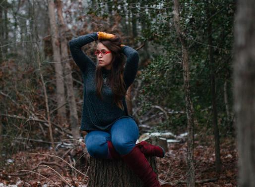 2017 Self Portrait Project   January   Maryland Portrait Photography