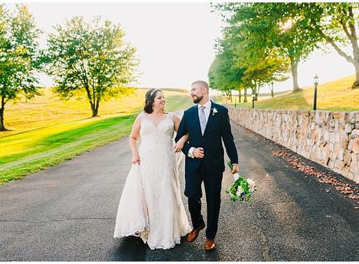 Morningside Inn Wedding | Ashley + Nick | Frederick Wedding Photographer