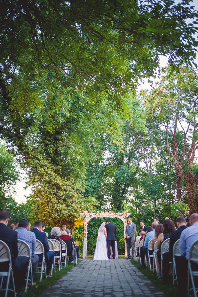 Overhills Mansion Ceremony Baltimore Wedding