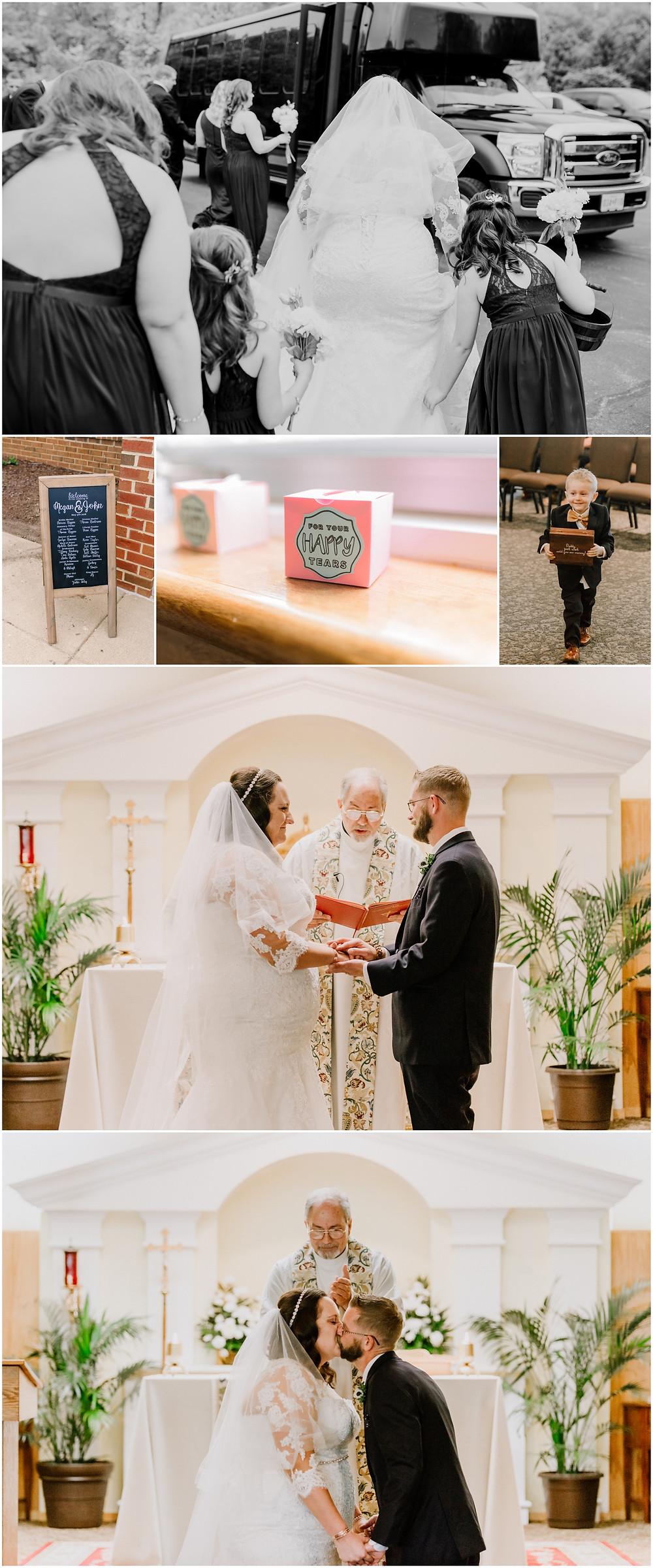 Cinco De Mayo Wedding Ceremony - Annapolis Wedding Photography