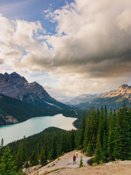 Sept 2018-Peyto-Lake-Banff-Katherine Eli