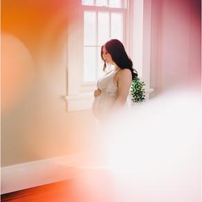 Baltimore Maternity Session | Melanie + Ashley | Maryland Portrait Photographer