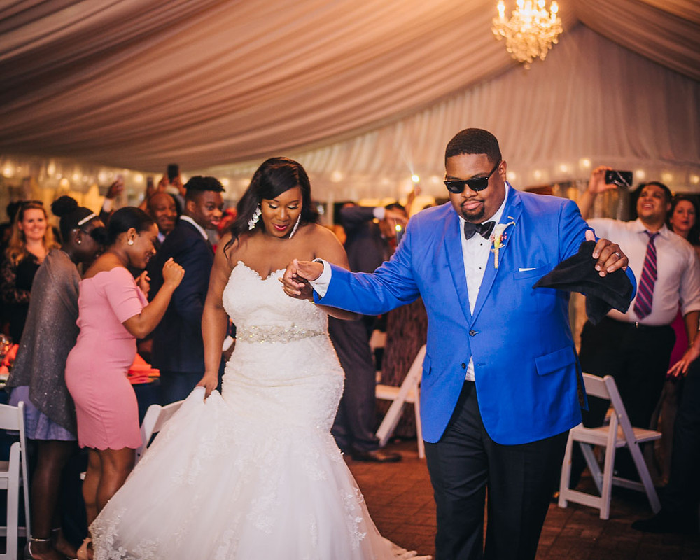 Baltimore Wedding Photography - Reception First Dance