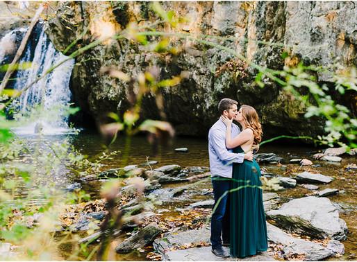 Rock State Park Engagement | Elise + Nick | Maryland Wedding Photographer