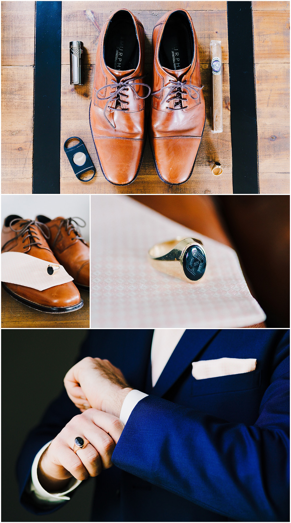 Grooms Details - Maryland Wedding Photographer