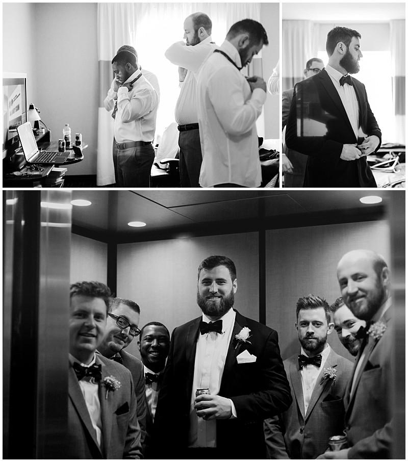 Fairfield Inn Wedding Photography