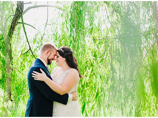 Feature Friday | Nick and Ashley's Fairytale Wedding