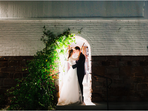 Tannery Barn Wedding | Charity + Ben | Baltimore Wedding Photographer