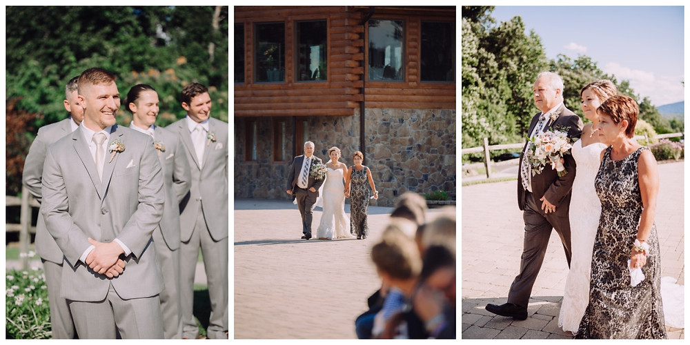 Liberty Mountain Boulder Ridge Lodge Wedding - Maryland Wedding Photographer - Katherine Elizabeth Photography