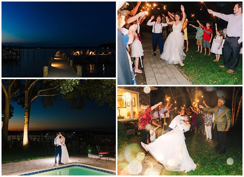 Edgewater Maryland Wedding