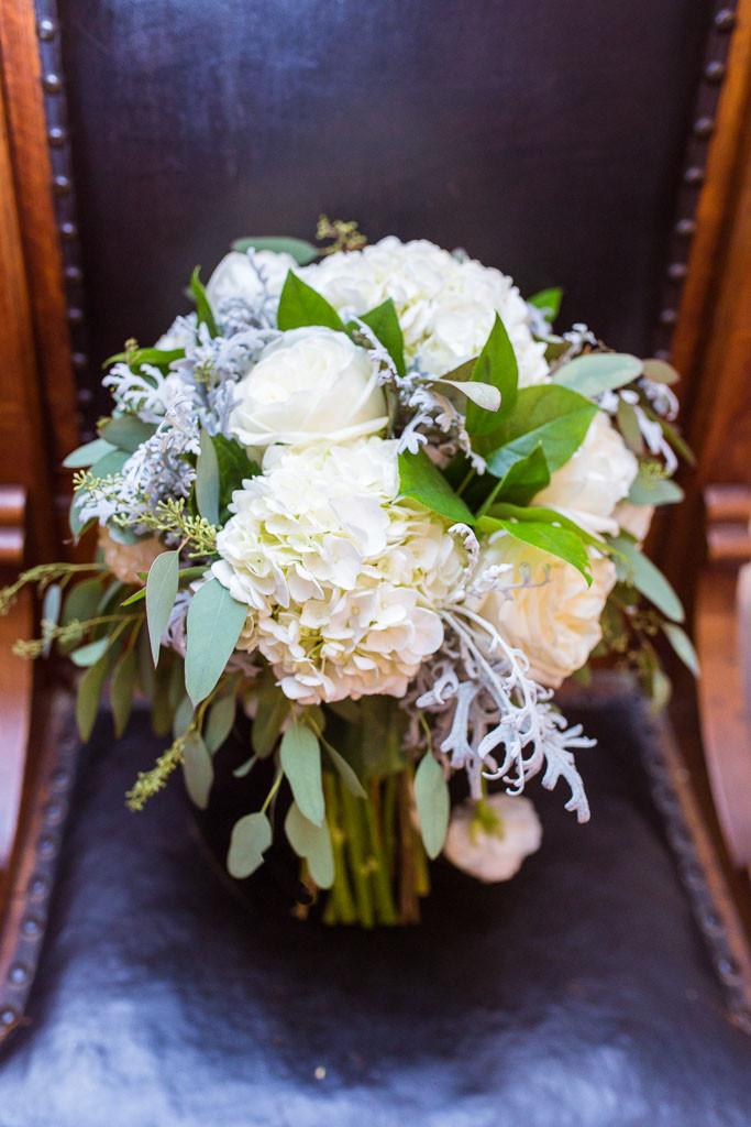 Bouquet Overhills Mansion Reception Maryland Wedding Photographer