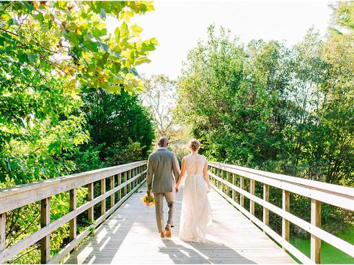 Adkins Arboretum Wedding | Melissa + Michael | Eastern Shore Wedding Photographer