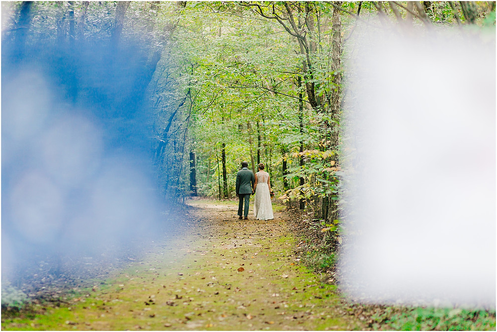 Adkins Arboretum Wedding - Eastern Shore Wedding Photographer