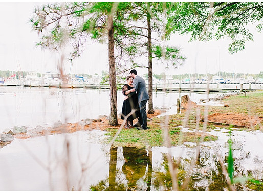 Inn At Osprey Point Wedding | Maura + Alex | Maryland Wedding Photographer