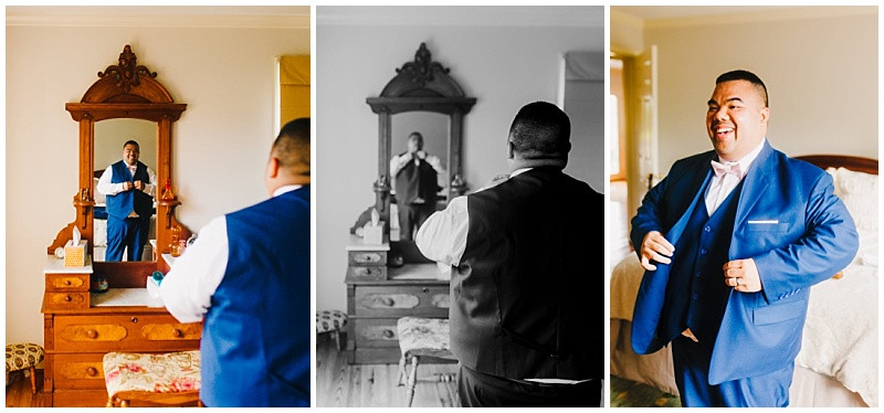 Groom Getting Ready photos by Maryland wedding photographer Katherine Elizabeth Photography