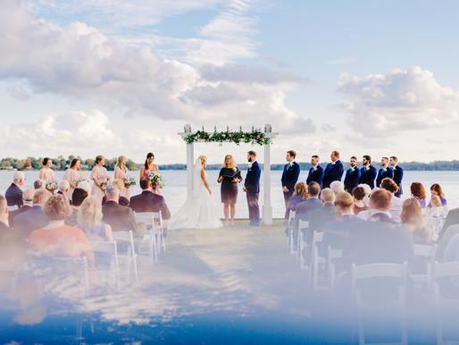 Bohemia Overlook Wedding | Krysten + David | Maryland Wedding Photographer