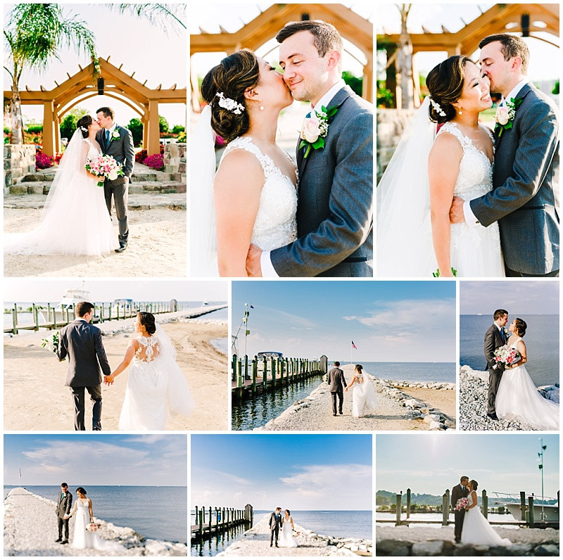 Maryland Beachside Wedding