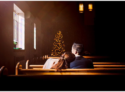 December Elopement | Katie + Dennis | Maryland Elopement Photographer