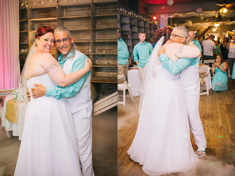 First Dance- Maryland Wedding Photographer - Katherine Elizabeth Photography