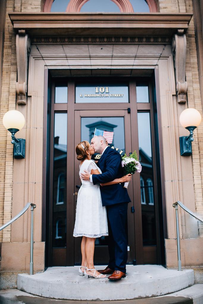 Historic Charles Town Courthouse Wedding - Maryland Wedding Photographer - Katherine Elizabeth Photography