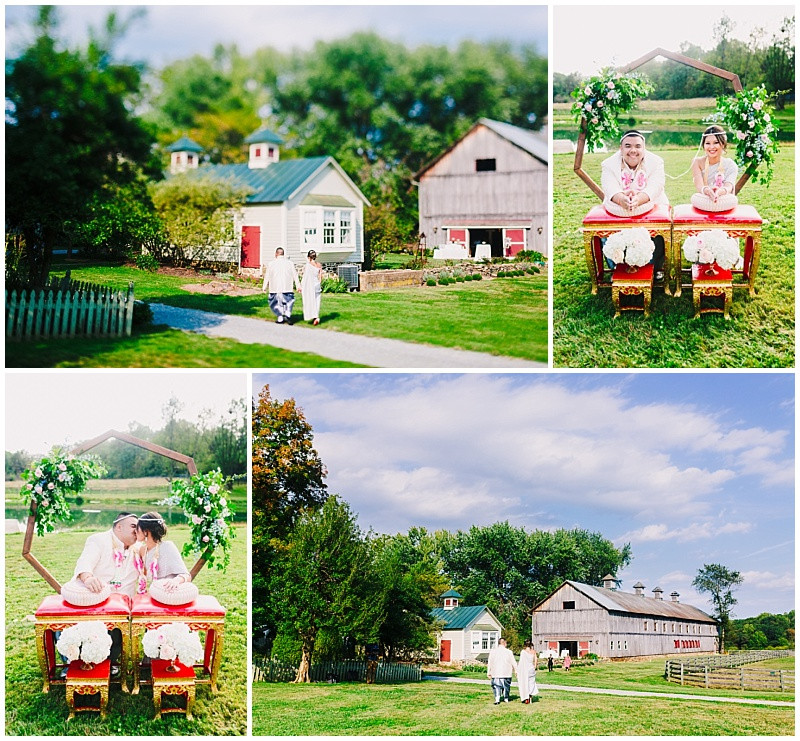 Sylvanside Farm Wedding by Katherine Elizabeth Photography