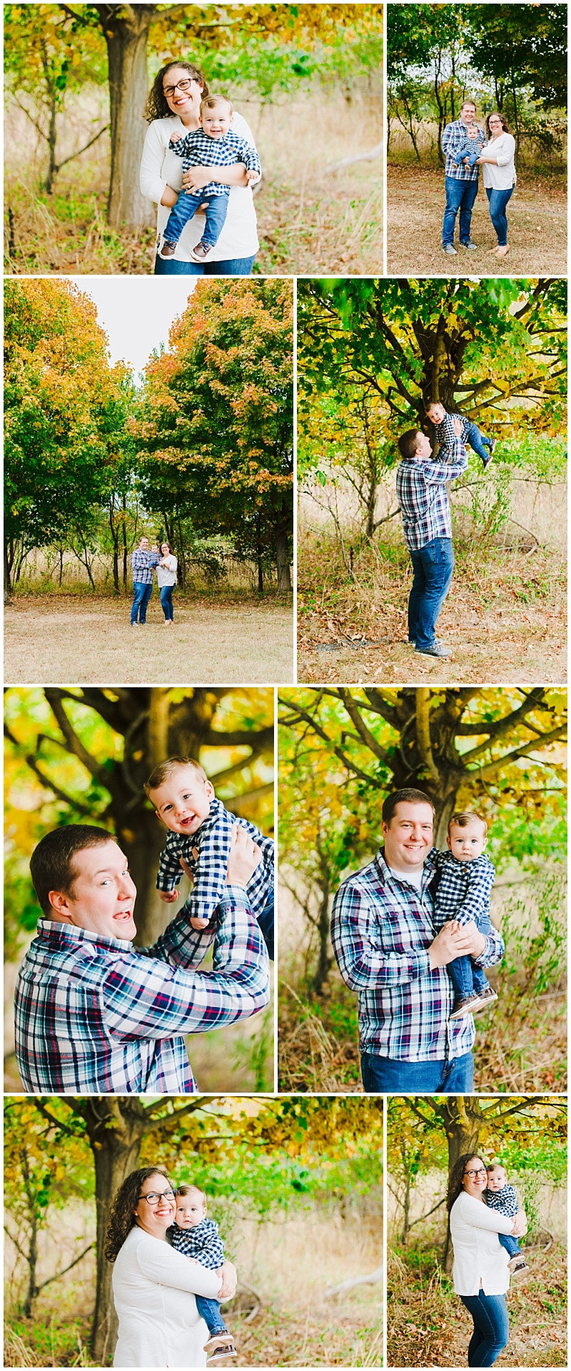 Maryland Fall Family Portraits