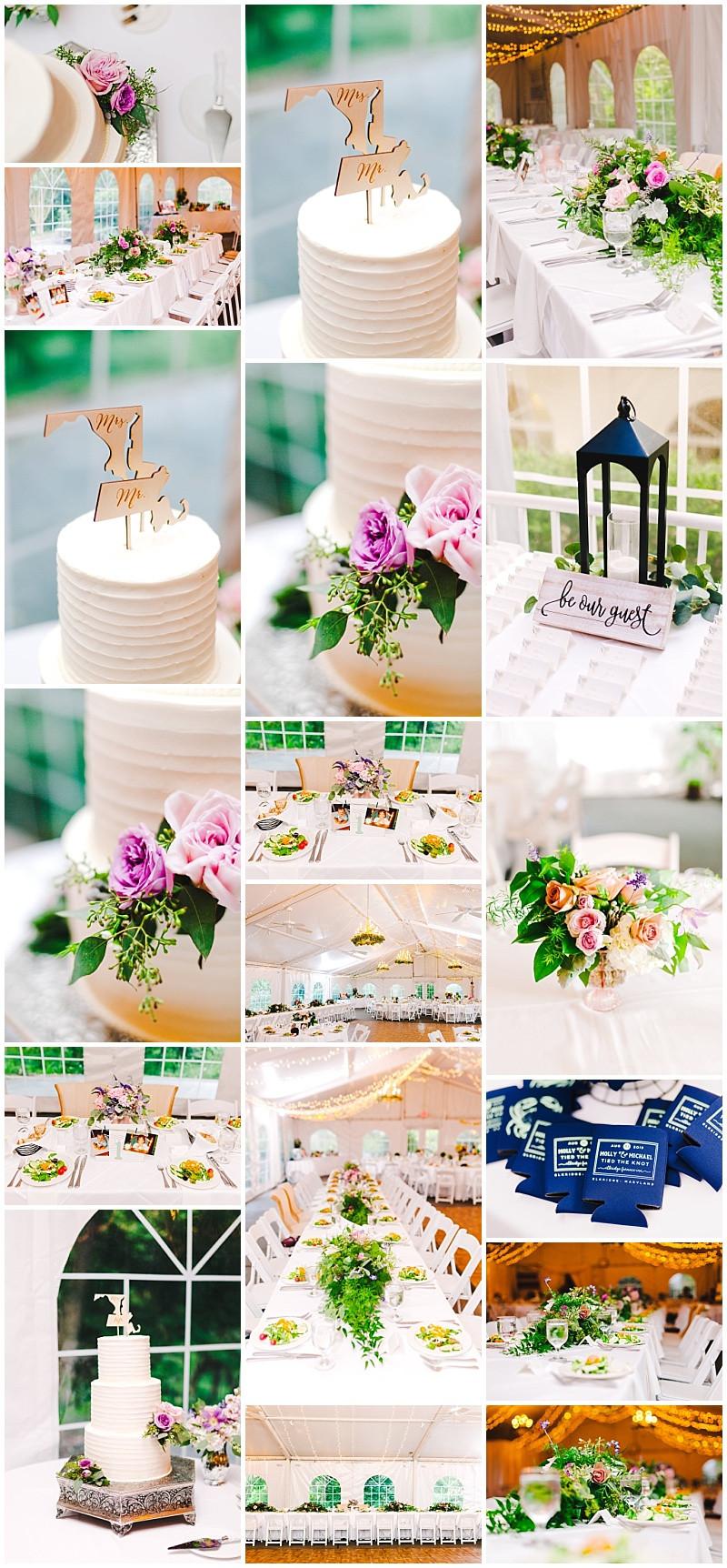 Maryland Fall Wedding