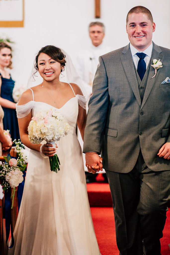 Baltimore Wedding - St. Matthew Lutheran Church Wedding - Baltimore Wedding Photography