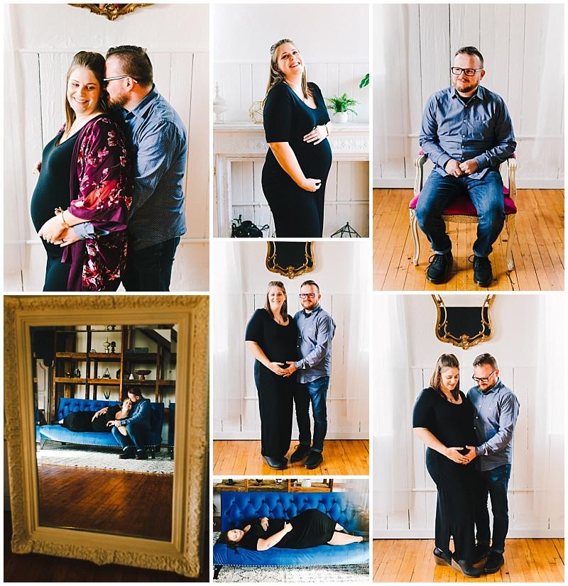 maryland maternity session