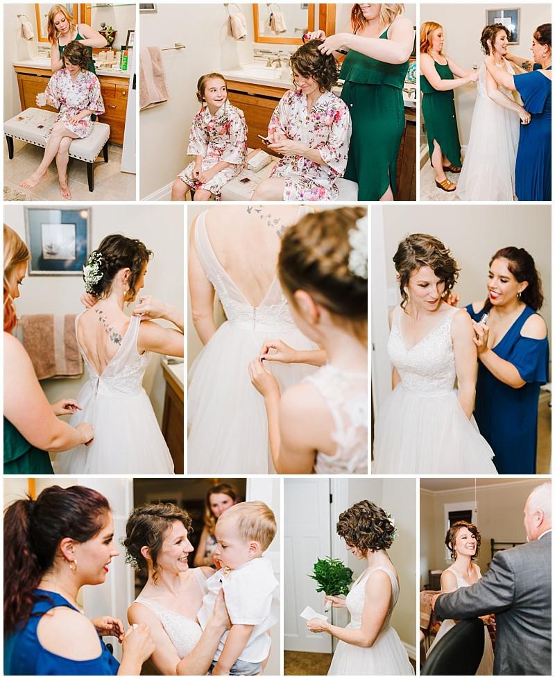 Bridal Suite Wedding Photos