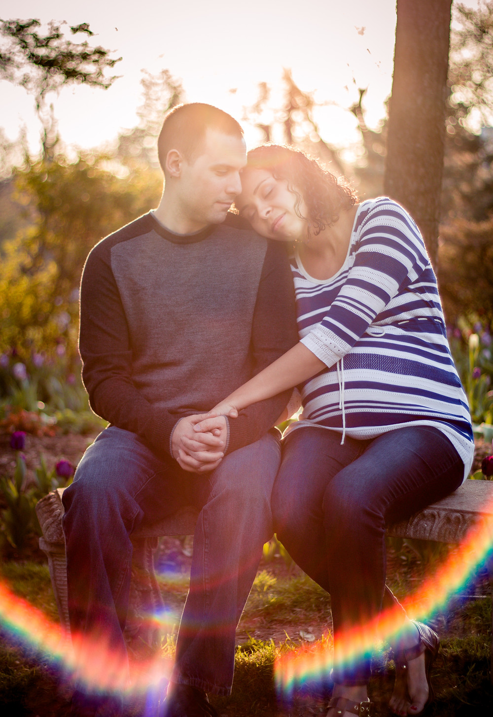 katherineelizabethphotography-maternity-sherwood gardens