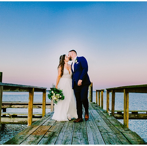 Wylder Hotel Tilghman Island Wedding | Lindsay + Devin | Maryland Wedding Photographer