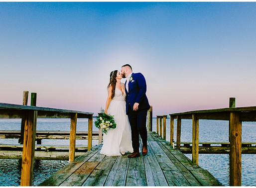 Wylder Hotel Tilghman Island Wedding | Lindsay + Devin | Maryland Wedding Photographer