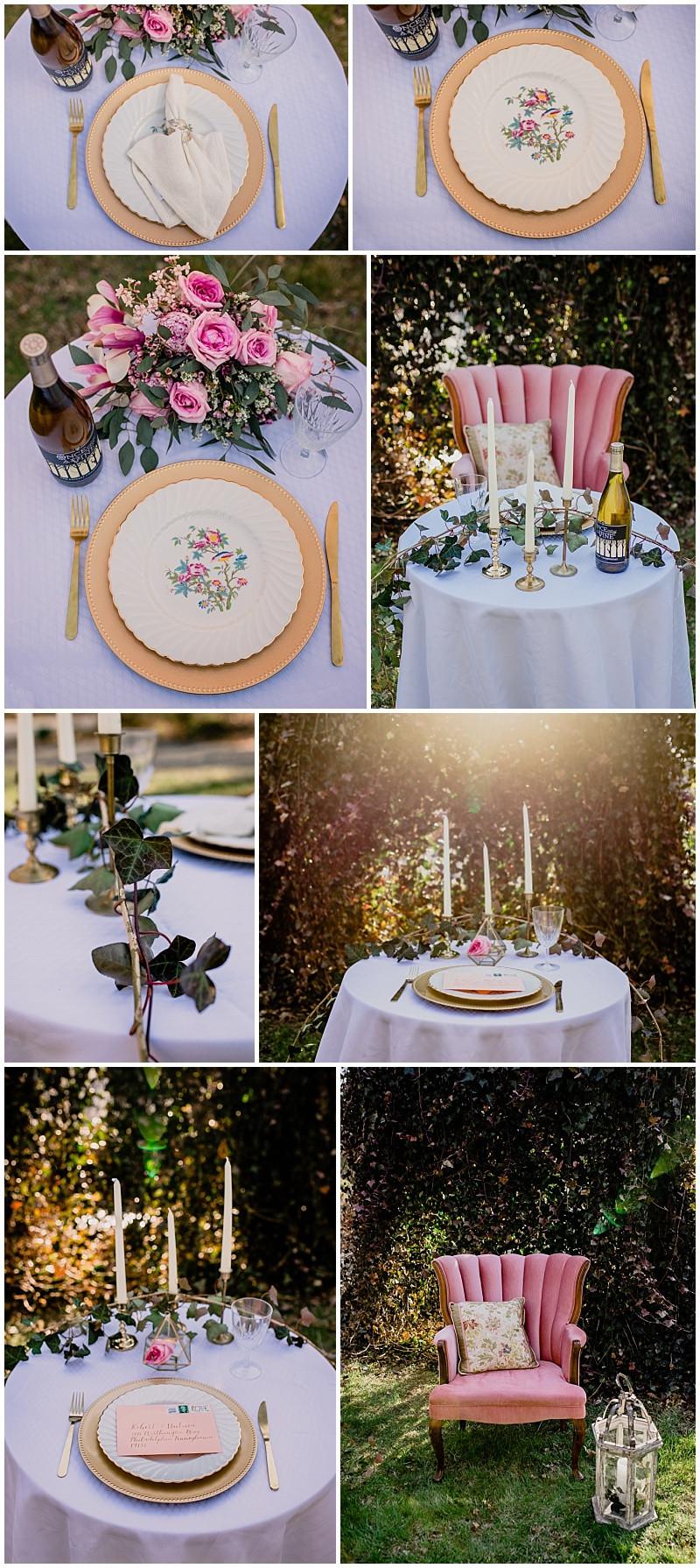 Spring Baltimore Wedding