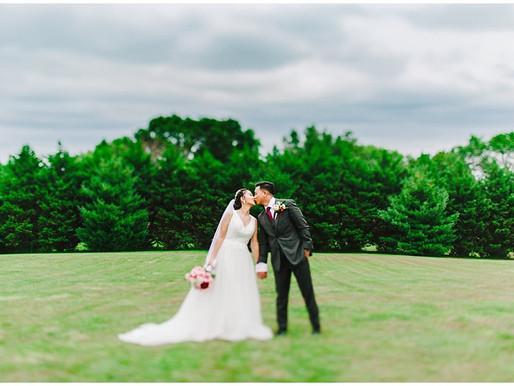 Frederick Maryland Wedding | Huai + Kai | Maryland Wedding Photography